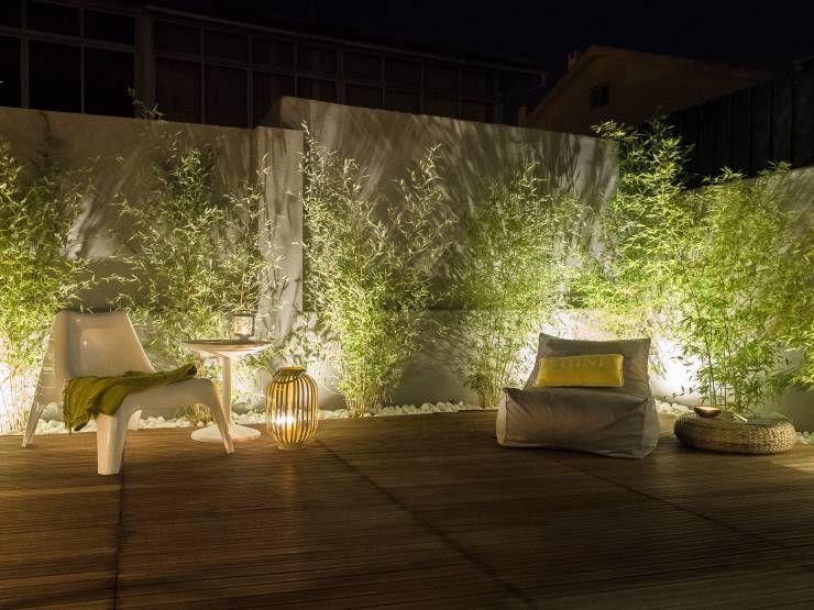 17 ideias para ter um jardim lindo em casa Estilo rústico, Rústico