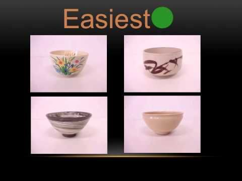 What makes a Teabowl a Chawan - YouTube