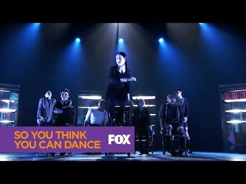 SO YOU THINK YOU CAN DANCE | Top 8 Group Performance: Top 8 Perform + Elimination | FOX BROADCASTING - YouTube
