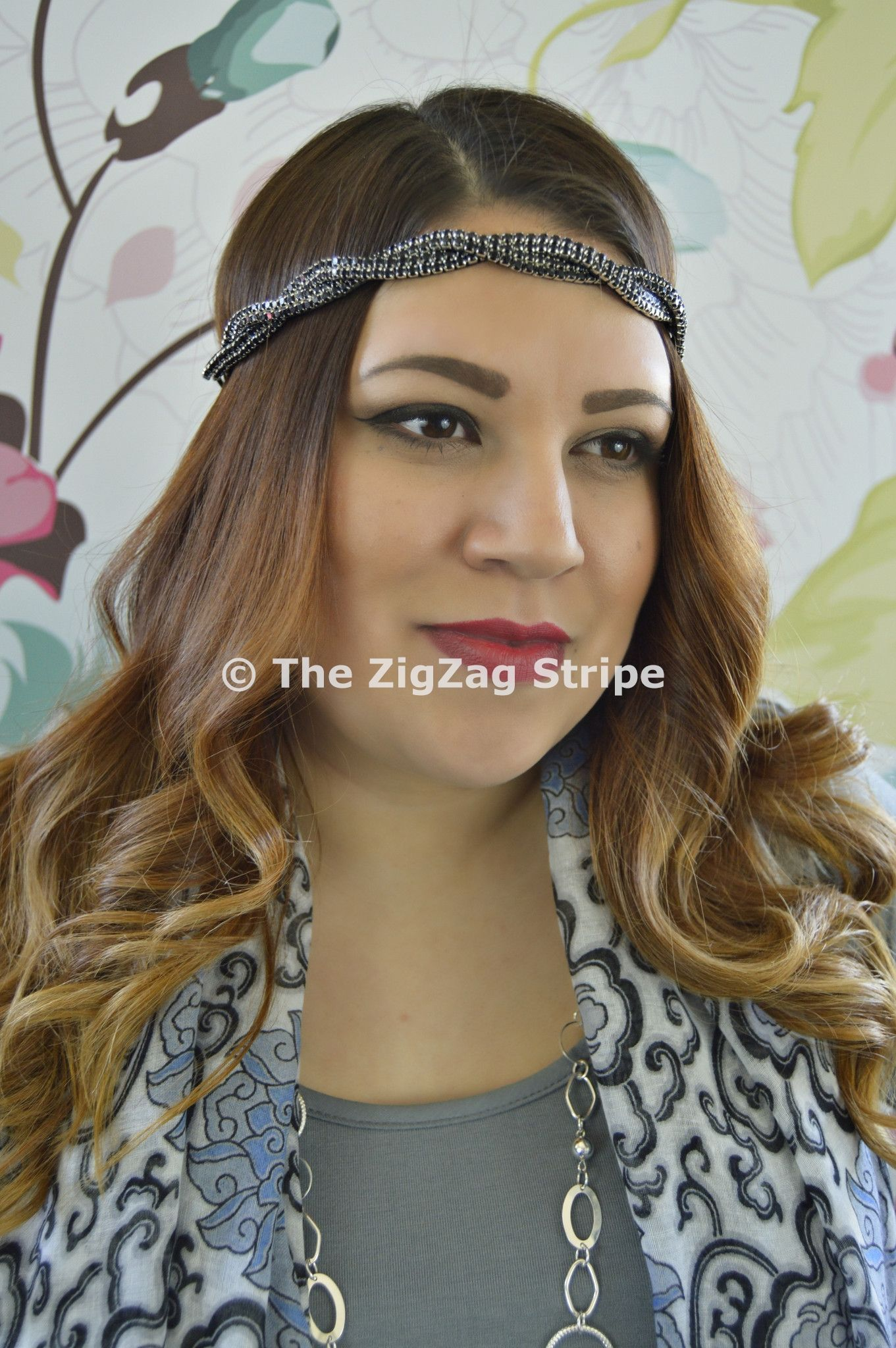 Harlow Headband The ZigZag Stripe. Use coupon code ZZS72