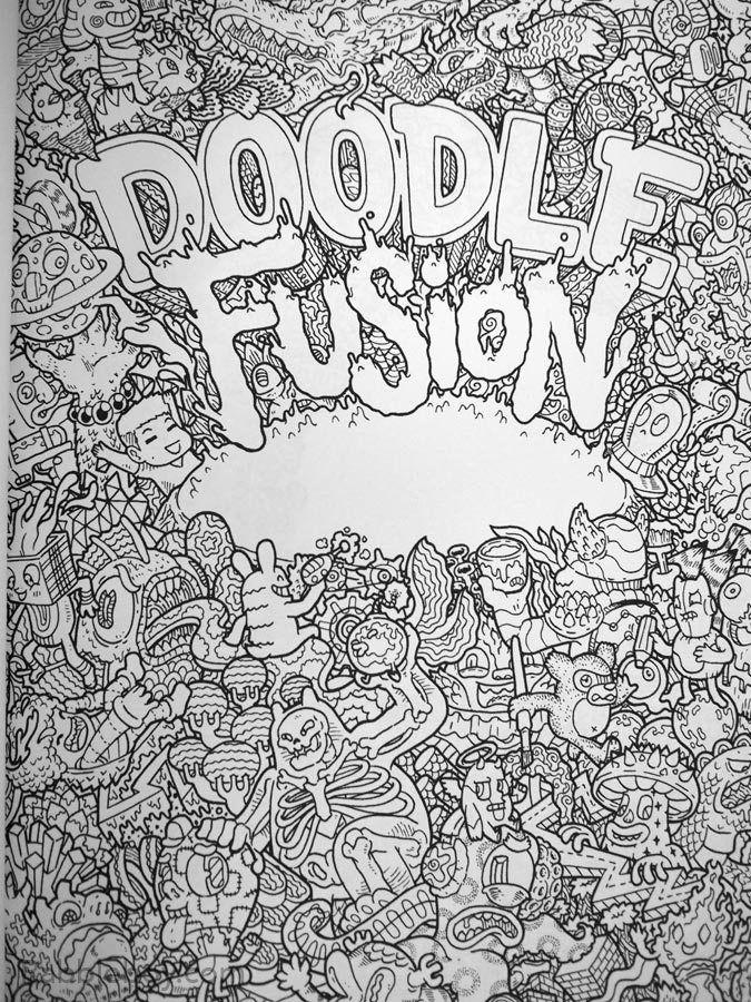 Adult coloring book P1100168 | Doodles | Pinterest | Adult coloring ...