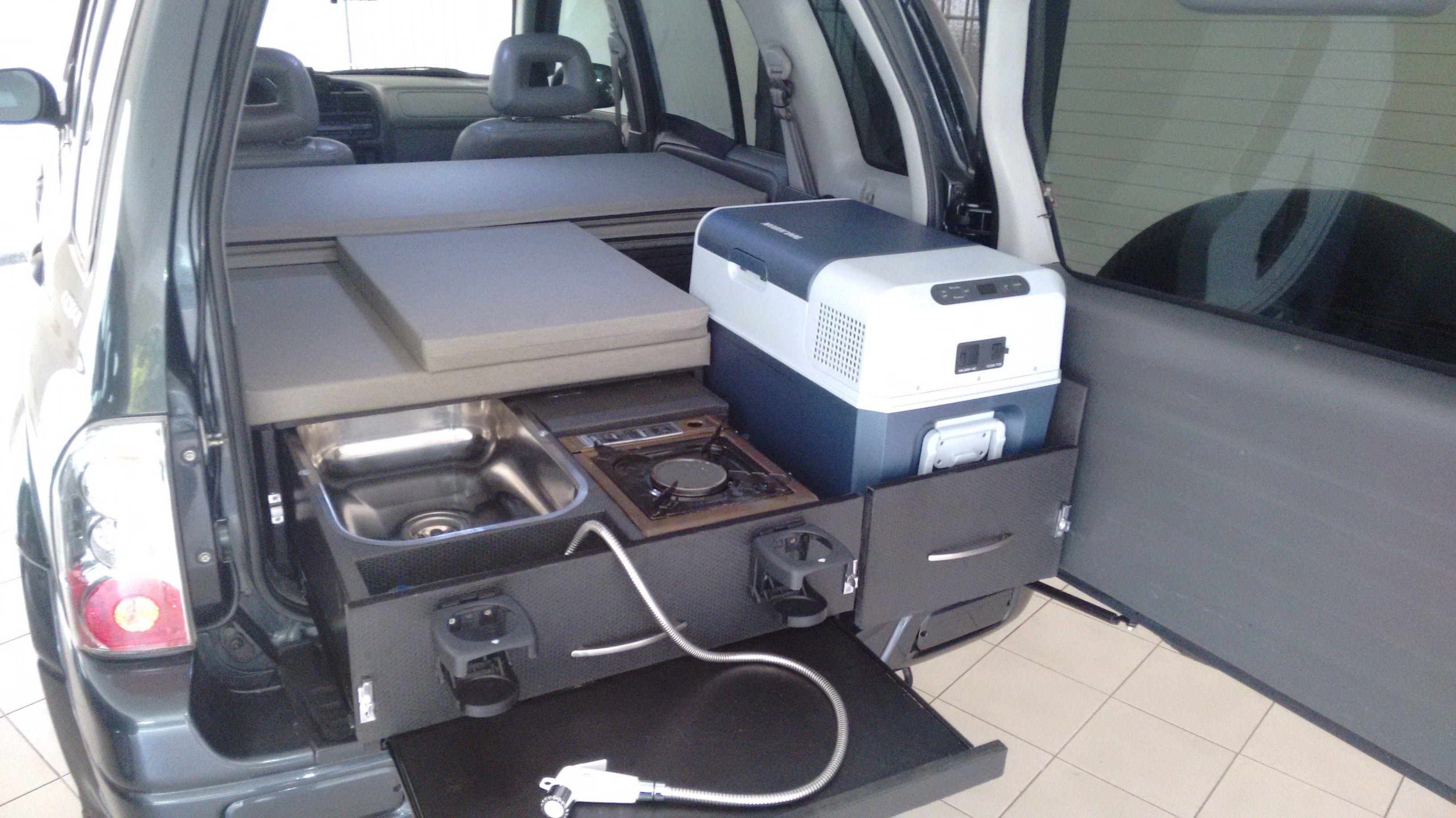 4x4 Micro Camper Car Ideas camper Pinterest Mini camper