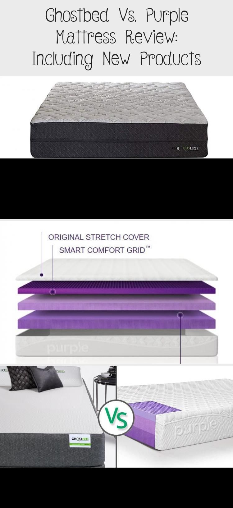 Ghostbed Vs Purple Mattress Review Purplemattressplatform Purplemattressreview Purplemattressbed Mattresses Reviews Purple Mattress Purple Mattress Reviews