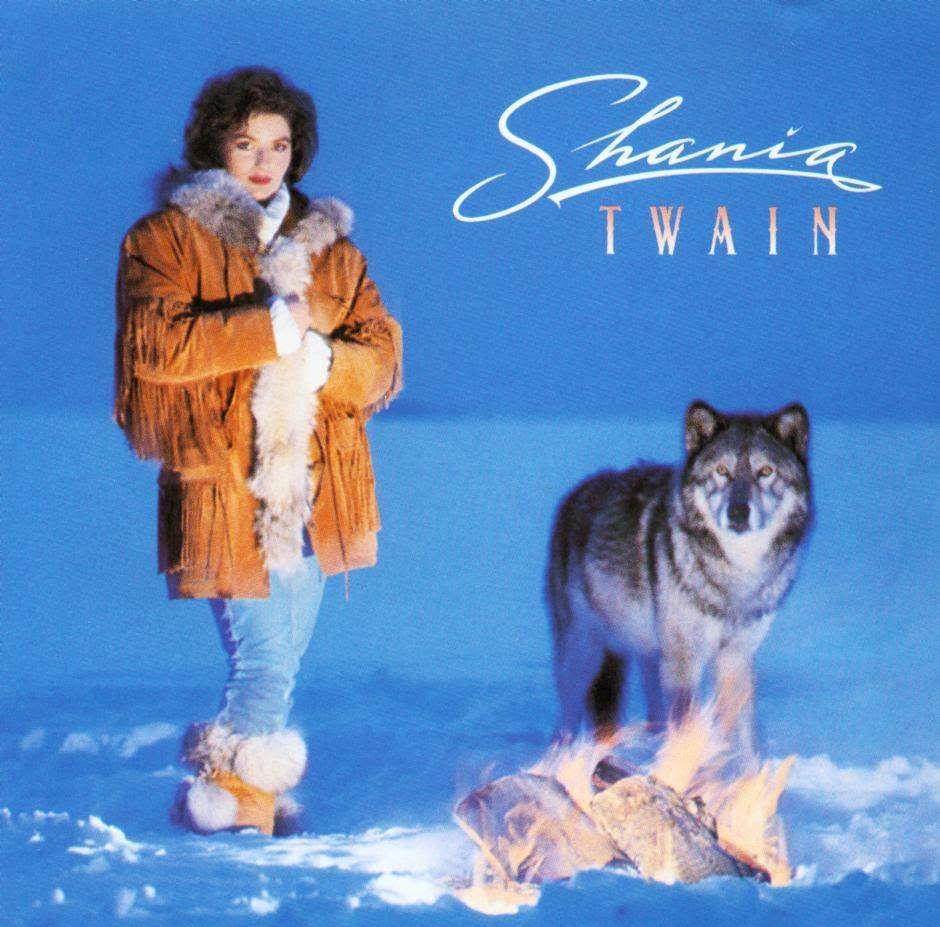 Shania Twain's first album 1993