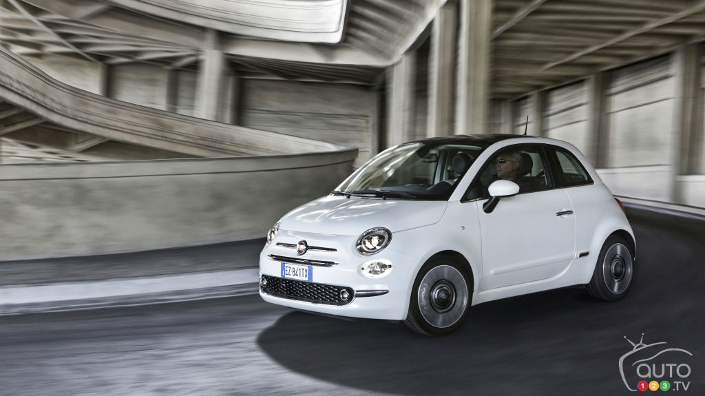 Fiat didn't need to do much to their city-loving fashionista -- so they haven't! #FindlayFiat http://www.auto123.com/en/car-reviews/2016-fiat-500-first-drive/61022/