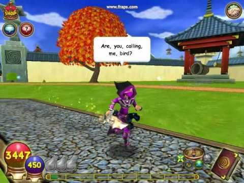Wizard 101 Thats Not My Name   Music videos of wizard 10