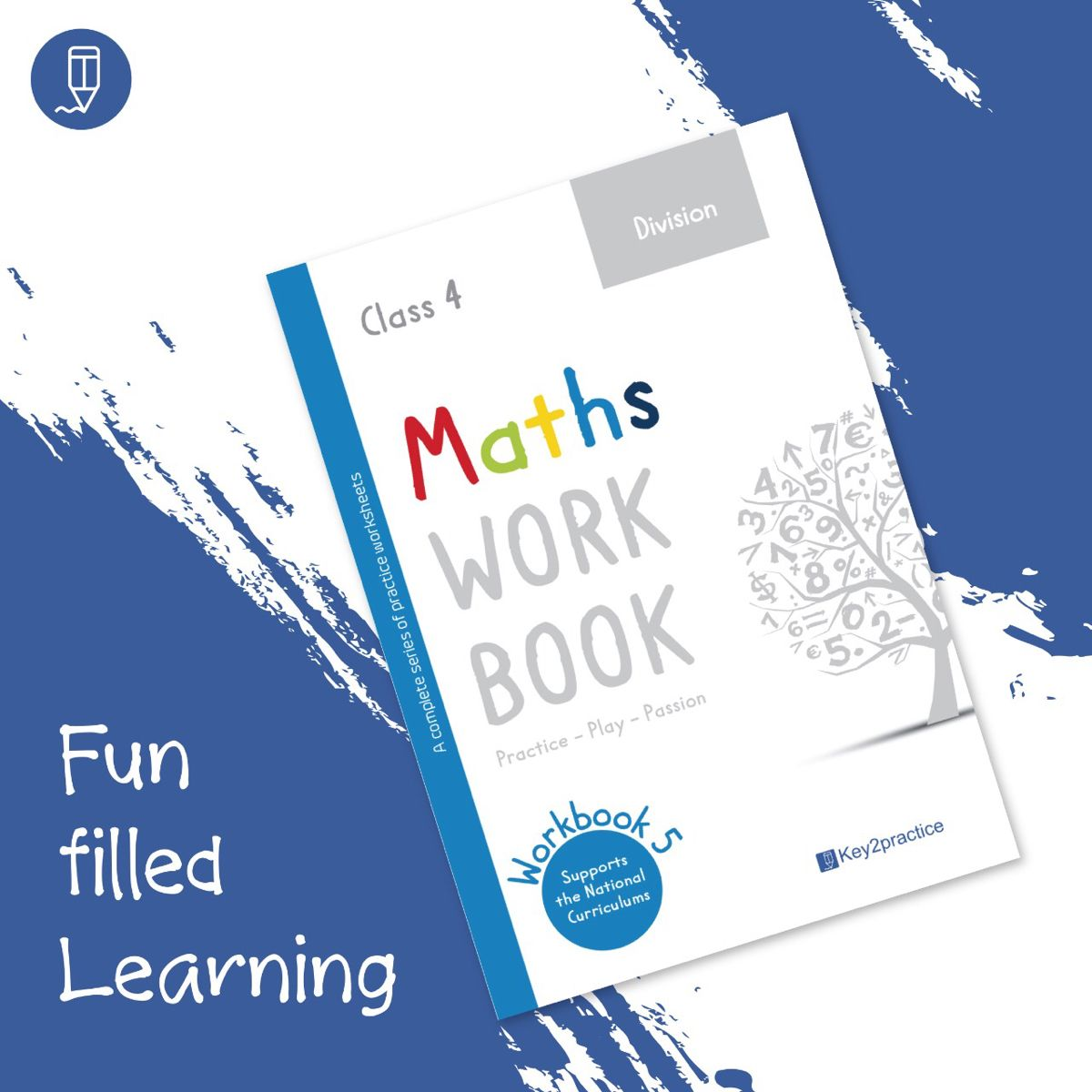 Maths Worksheets Grade 4 Division