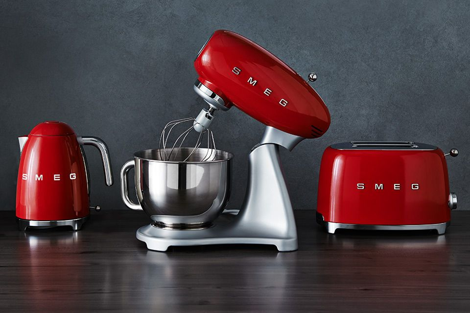 New To Myer Smeg With Images Red Appliances Red Kettle And
