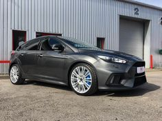 Magnetic Grey Ford Focus Focus Rs Ford Focus Rs