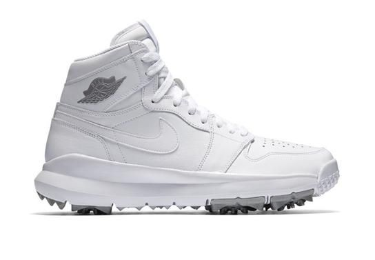 free shipping c57f4 4bc3e LOOK  Nike unveils these must-see Air Jordan 1 retro golf shoes -  CBSSports.com