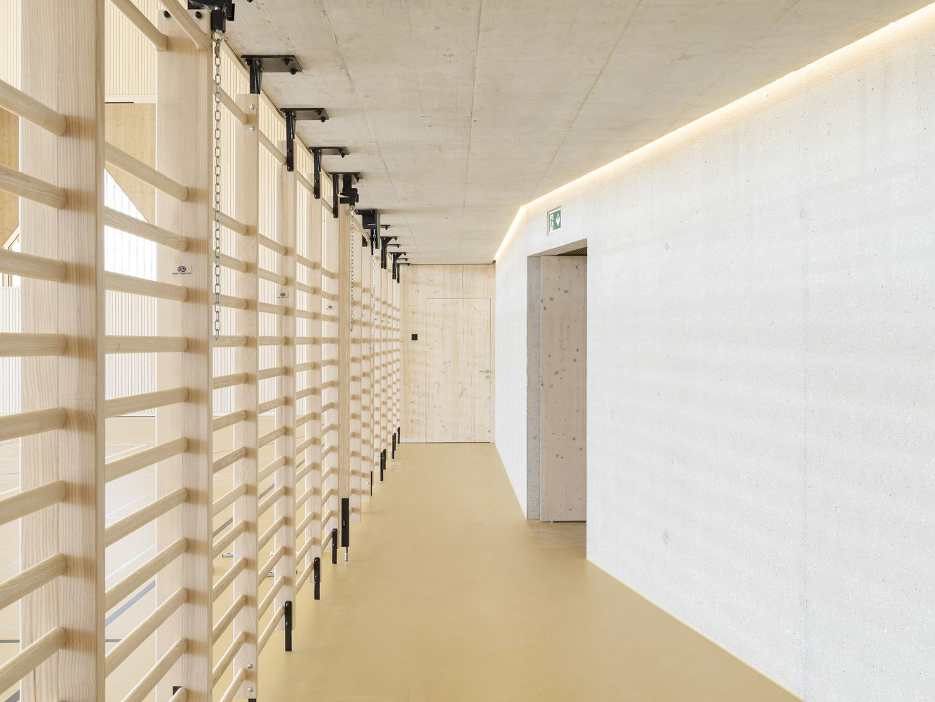 Gallery of le vaud polyvalent hall localarchitecture built