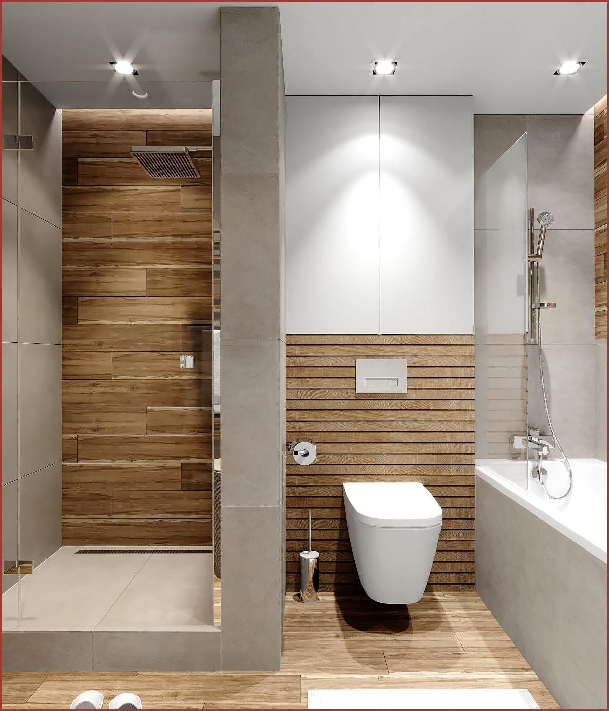 Photo of A + B STUDIO DESIGN moderneBadezimmer #kleineBadezimmer #Badezimmer #Badezimmer …