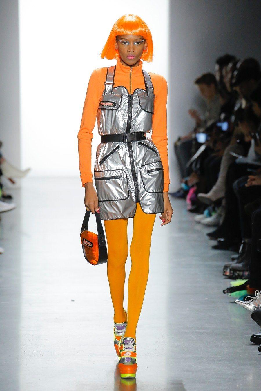 Jeremy Scott Fall 2018 ReadytoWear Fashion Show