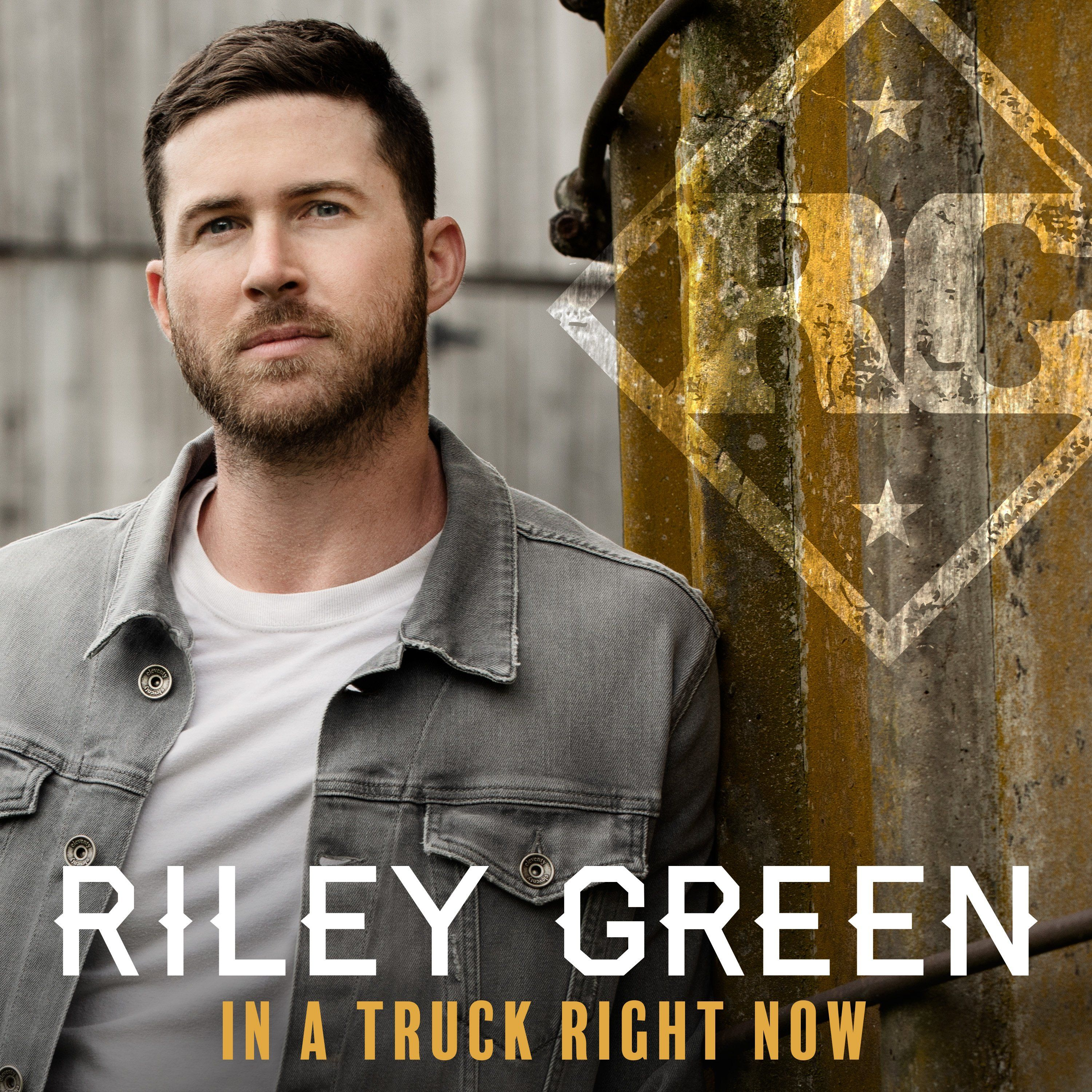 Riley Green In A Truck Right Now Digital Download