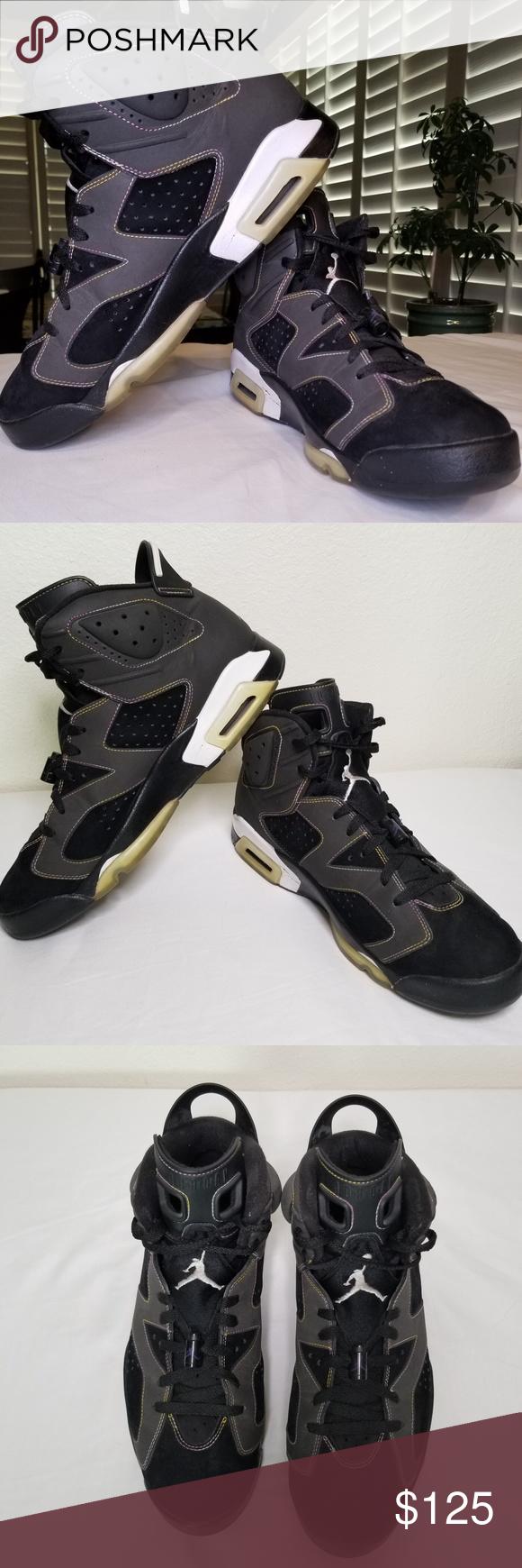 adfff68363c4 Air Jordan 6 Retro  Lakers  2010 Nike Air Jordan 6 Retro  Lakers ...