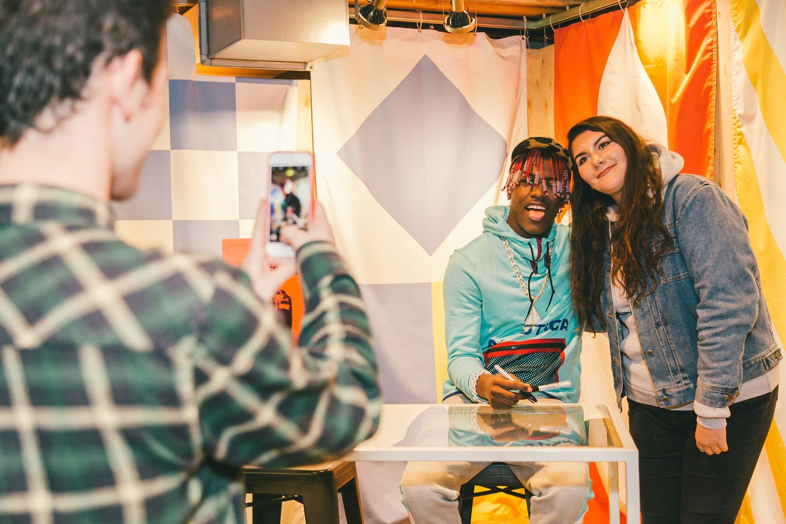 Nautica Launch Party With Lil Yachty Lil Yachty