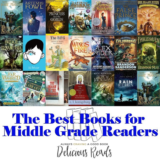 Good Books For Fifth Graders