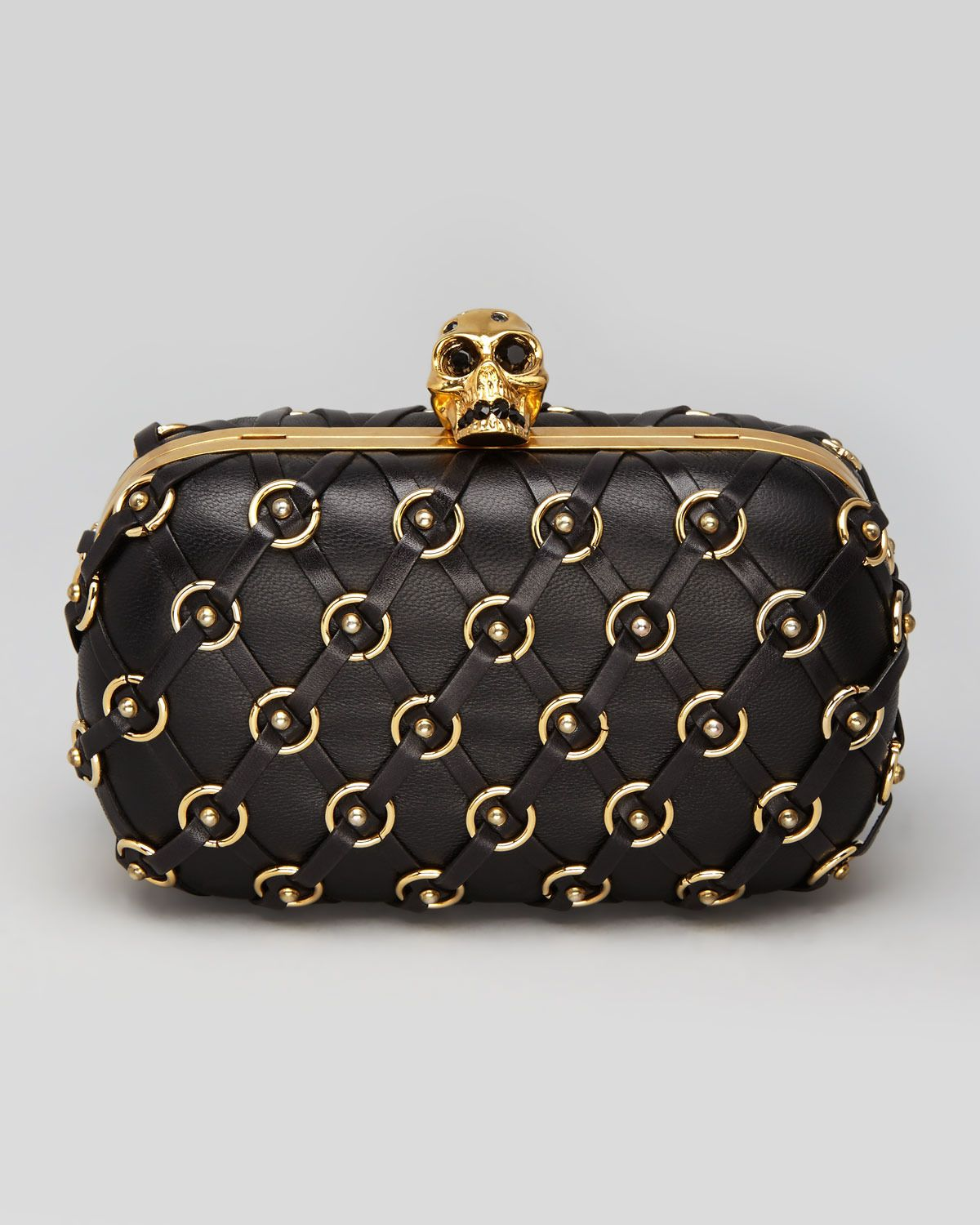 Ditch The Ordinary Evening Bag And Reach For This Unique Clutch Sure