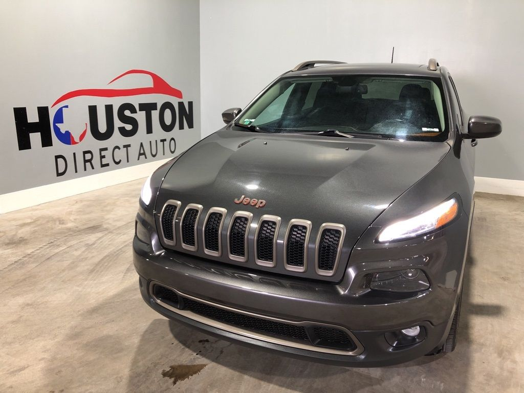 Name Recent Arrival 2016 Jeep Cherokee 75th Anniversary