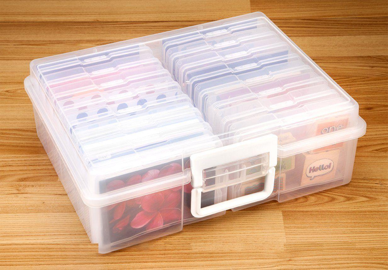 Lego Small Toy Storage Amazoncom Iris Large Photo And Craft