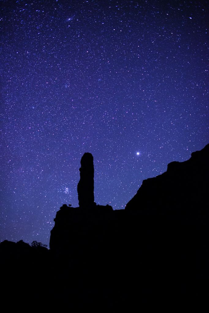 Starry sky. Gorgeous!