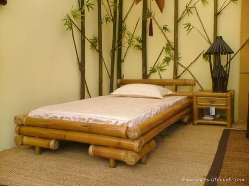 VIETNAM-BAMBOO INDOOR FURNITURE/ BAMBOO BED | COSAS PARA EL HOGAR ...