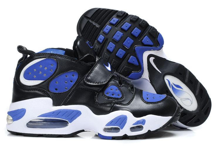 Nike Air CB 34 Black/Blue - Charles Barkley Shoes