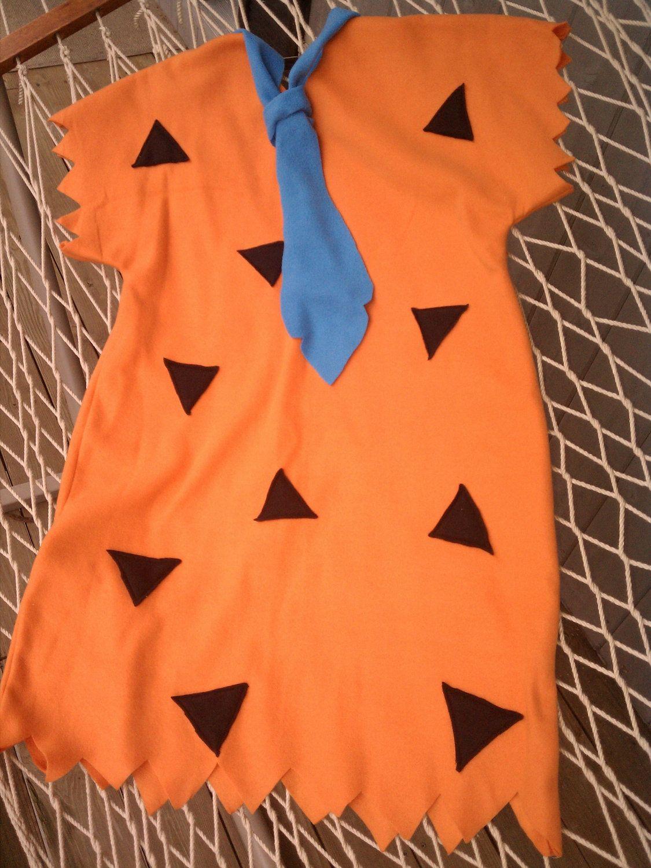 Fred Flintstone Halloween kostume Halloween Party-3956