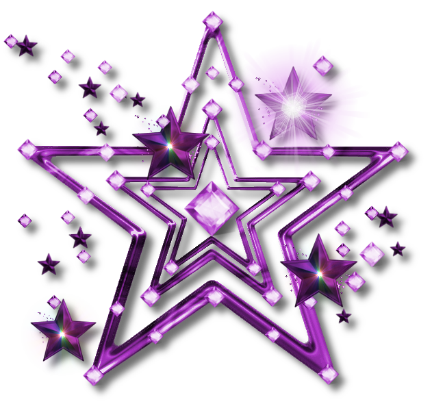 Blue And Purple Stars Purple Aesthetic Purple Themes Beautiful Collage
