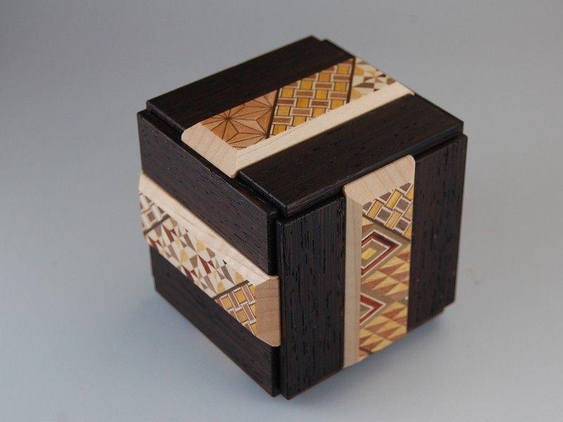Triskele Koyosegi Special Edition Japanese Puzzle Box