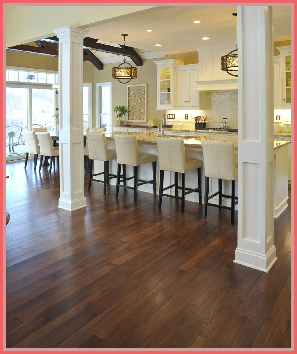 89 Reference Of Flooring Wood Tile Distressed In 2020 House Flooring Hickory Hardwood Floors Wood Floors Wide Plank