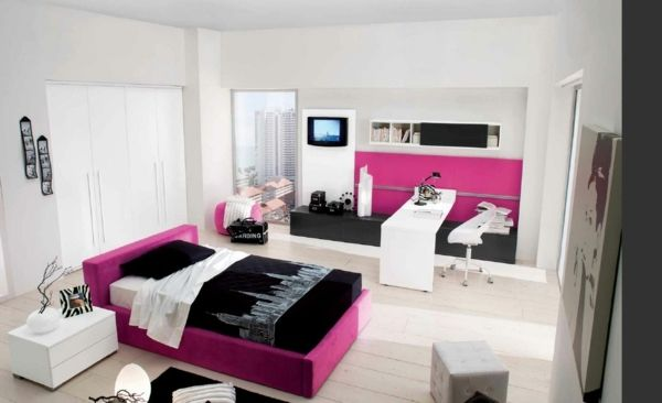 Chambre Ado Fille 38 Id Es Pour La D Co Et L 39 Am Nagement Bedrooms And Room