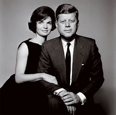 the kennedys. by richard avedon.