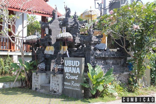 Cumbicão: Hotel Review: Onde Ficar em Ubud (Bali)? Ubud Wana Resort, um legítimo BBB
