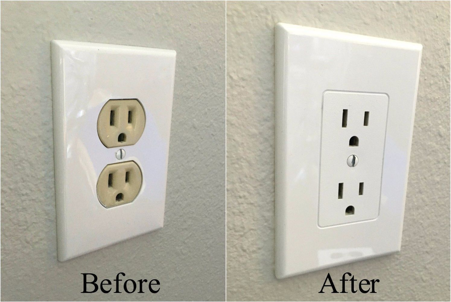 Easy Electrical Outlet Cover Tip Electrical Outlet Covers