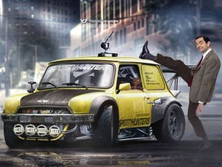 Classic cars poster mini coopers 38 ideas –
