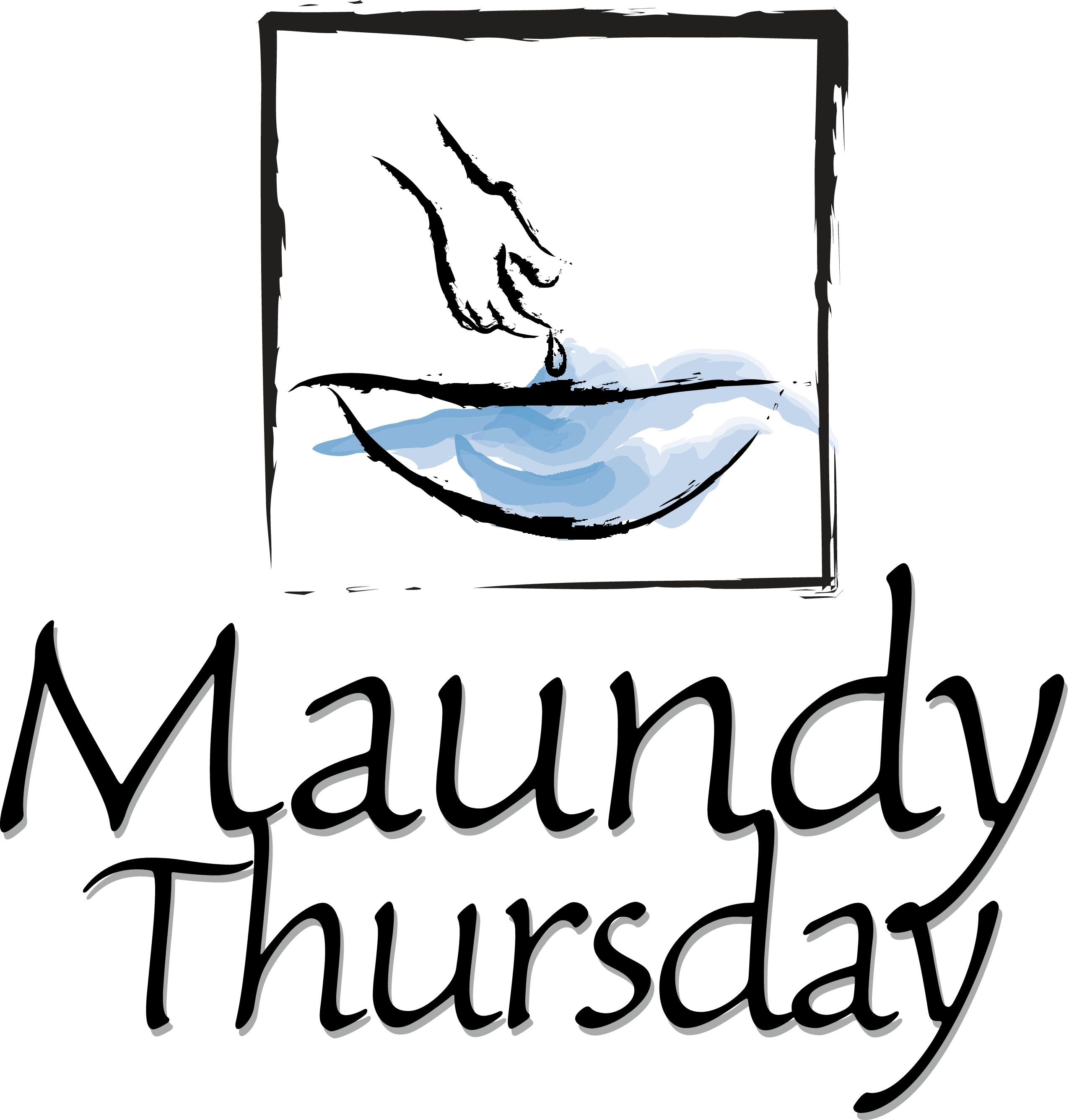 Images Of Maundy Thursday In Clip Art