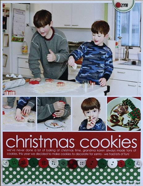 christmas cookies by *Celeste* @2peasinabucket