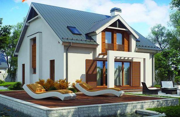 Casas con techo a dos aguas buscar con google country for Techos de casas modernas