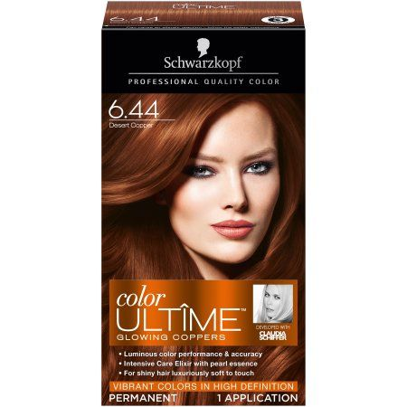 Beauty With Images Hair Color Cream Copper Red Hair Best