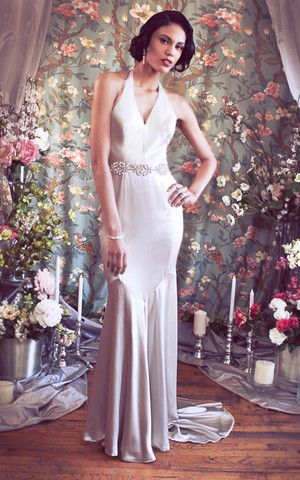 Marlena Gown From Rebecca Schoneveld Bridal. #Old Hollywood Glamour ...
