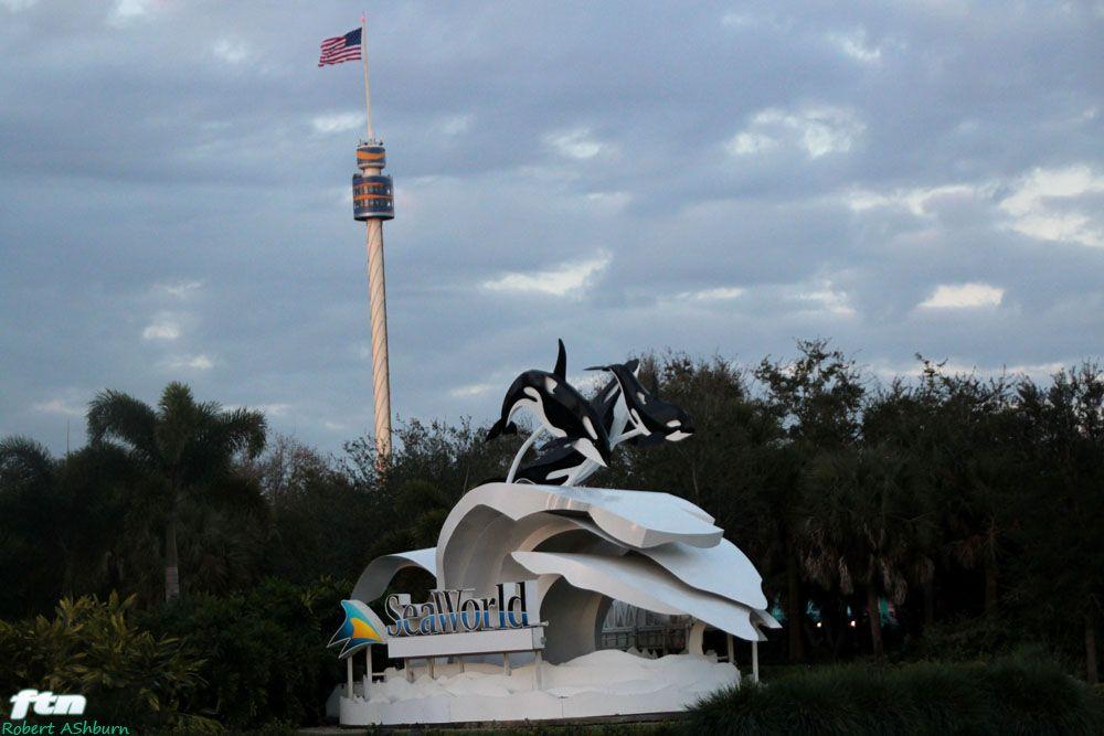 Florida Thrills Network - The FTN SeaWorld Orlando Report: 01/10/2013