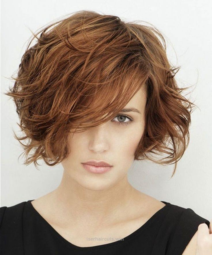 Excellent 23 Cute Short Wavy Hairstyles 2017 The Post 23 Cute Short Wavy Hairstyles 20 Short Hairstyles For Thick Hair Short Hair Styles Easy Short Wavy Hair