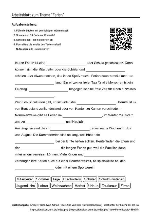 Perfect Freie Schule Arbeitsblatt Sketch - Mathe Arbeitsblatt ...
