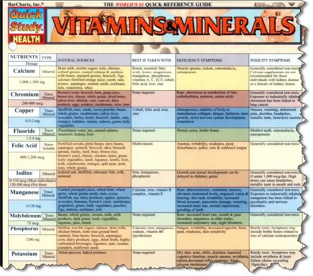 Lists Foods Iron Them