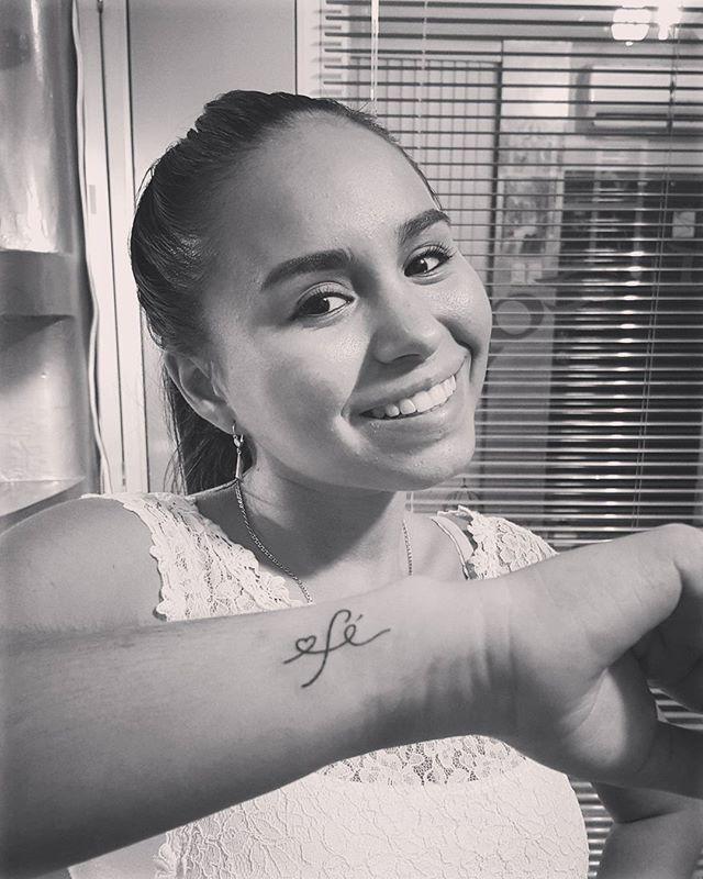 Interminable # nonosduelenada #cindyparra #tatuajesecuador #tattoo #tatuajes #fé…