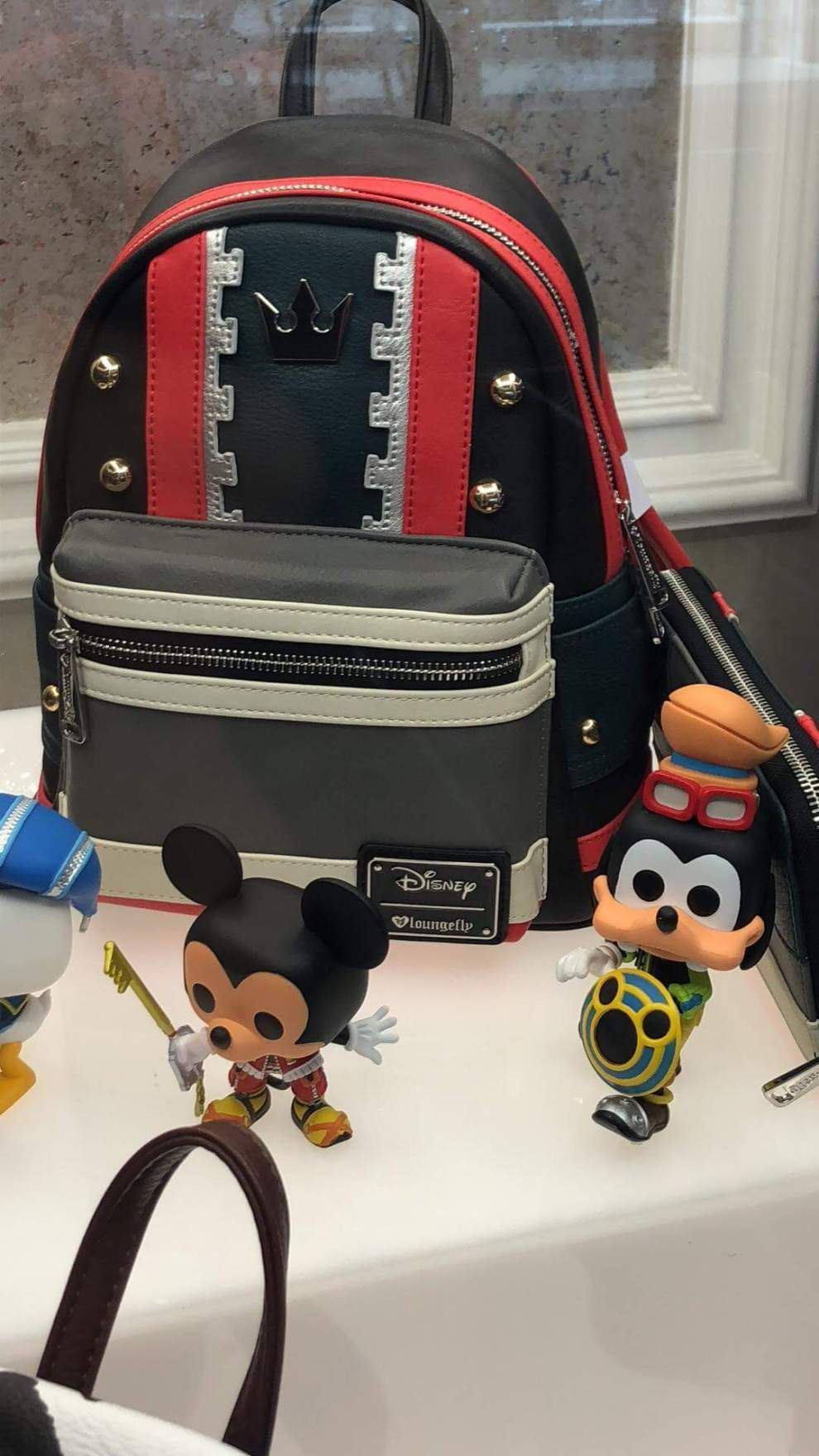 9fb39cc6439 New Disney and Marvel Loungefly Designs Revealed at Her Universe Fashion  Show! Heart Diy