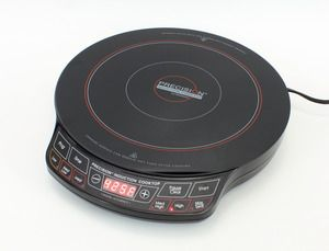 Product Review Nuwave Precision Induction Cooktop With Propane At A Premium And You Are Already Paying For Electri Induction Cooktop Cooktop Nuwave Cooktop