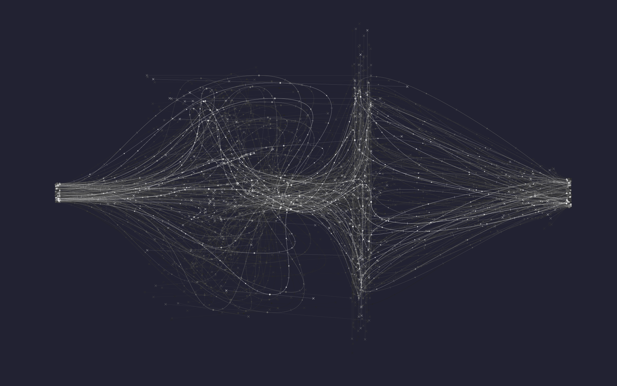 Rejection Field | generative art | Generative art, Data