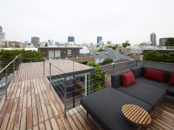 15 Modern Roof Terrace Designs Featuring Breathtaking Views Nice Design
